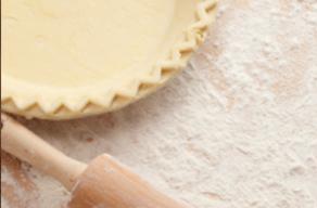 Fluting your Pie Crust