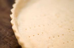 Pre-baking Pie Crusts