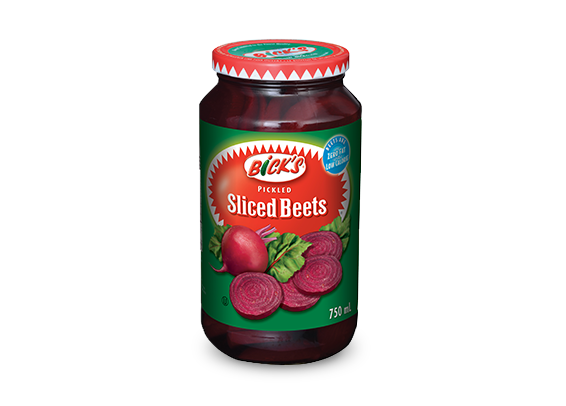 <strong>Bick's<sup>®</sup></strong> Sliced Beets