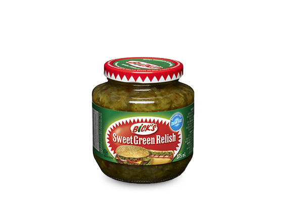 <strong>Bick's<sup>®</sup></strong> Sweet Green Relish