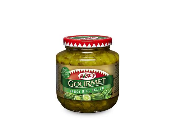 <strong>Bick's<sup>®</sup></strong> Tangy Dill Relish