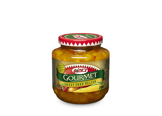 <strong>Bick's<sup>®</sup></strong> Sweet Corn Relish