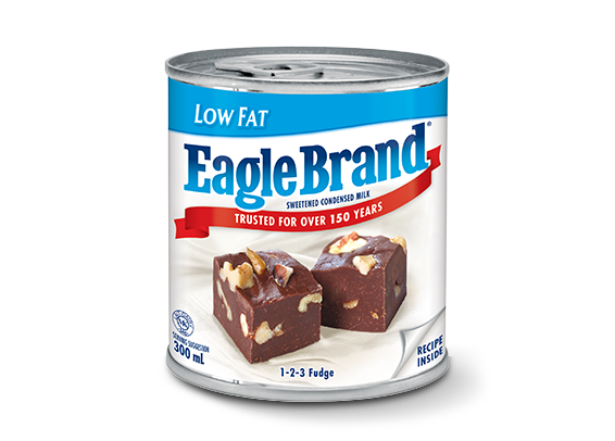 <strong>Eagle Brand®</strong> Low Fat Sweetened Condensed Milk
