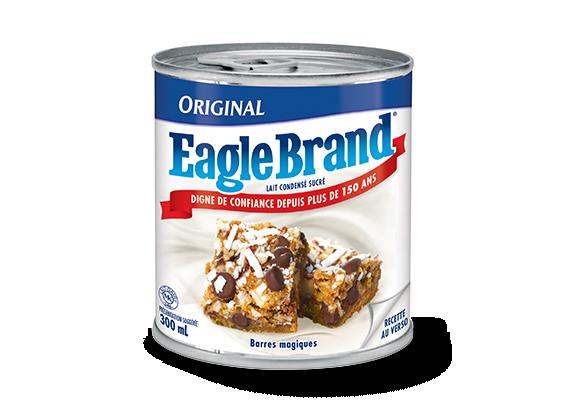 Lait condensé sucré <strong>Eagle Brand®</strong>