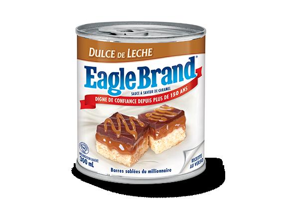 La sauce à saveur de caramel <strong>Eagle Brand®</strong> Dulce de Leche