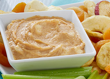 PB Banana Bread Spread or Dip