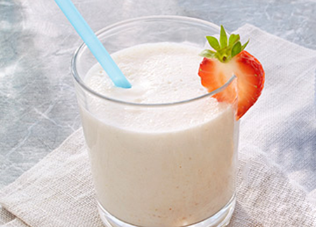 PB & J Coconut Smoothie
