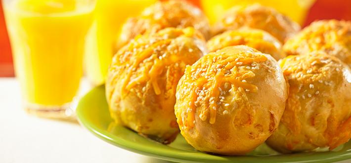 Brioches au fromage