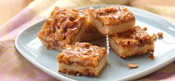 Almond Crunchies