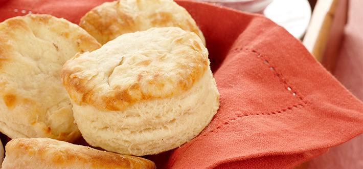 Biscuits à lhuile Crisco®
