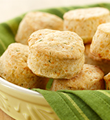 Herbed Cheese Biscuits