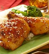 Asian Honey Sesame Chicken