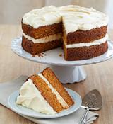 Gâteau aux carottes classique