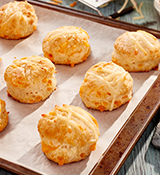 SherwoodTM Sourdough Cheese Biscuits