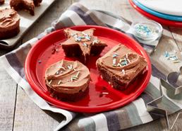 Carnation Cookie Cutout Cake