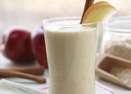 Apple Cinnamon Crisp Smoothie