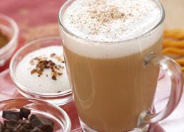Choco-moka mexicain chaud