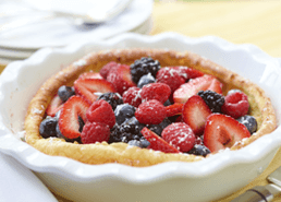 Berry Oven Pancake