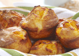 Popovers au fromage