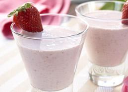 Strawberry Ripple Smoothie
