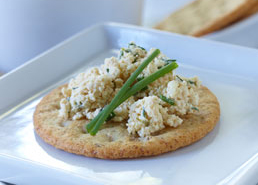 Tartinade au fromage et aux herbes Carnation