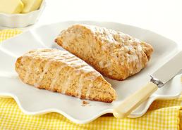 Scones au pain doré