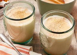 Thé latté à la tarte à la citrouille