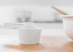 Soupe aux asperges et au riz sauvage