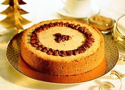 Luscious Cheesecake