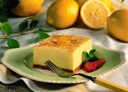 Luscious Lemony Dessert