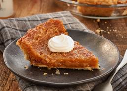 Creamy Maple Pie