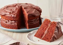 Gâteau au chocolat extra chocolaté