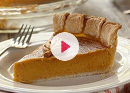 Carnation® Classic Pumpkin Pie