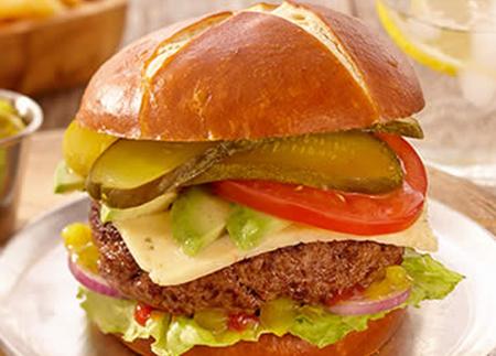Lost in the Sahara Burger
