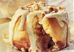 Creamy Cinnamon Rolls