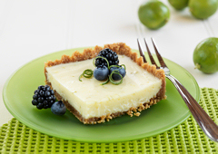 Keylime Squares