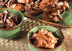 Crunch Peanut Clusters