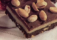 Chocolate Peanut Bars