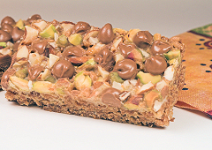 Pistachio Magic Cookie Bar
