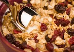 Céréales granola