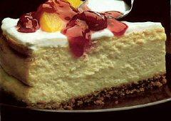 Gâteau au fromage cuit crémeux à souhait