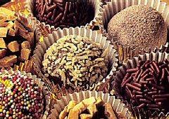 Truffes au chocolat classiques