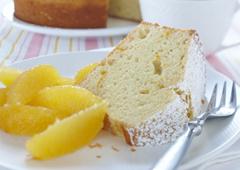 Gâteau ensoleillé