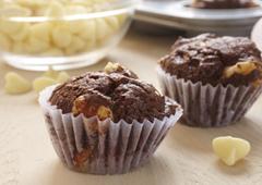 Bouchées de brownie au chocolat