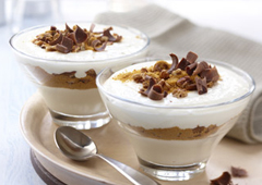 No-Bake Cheese Cake Parfaits