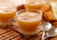 Rooibos Vanilla Tea Latte