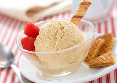 Eagle Brand® Dulce de Leche Ice Cream