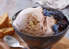 Crème glacée tiramisu