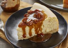 Gâteau au fromage à la tartelette aux raisins