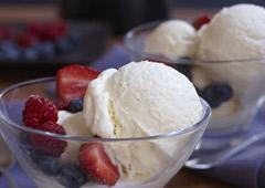 Eagle Brand® Vanilla Ice Cream